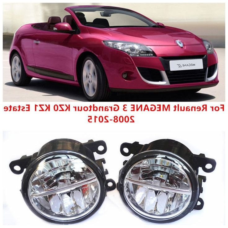 31.39$  Watch here - https://alitems.com/g/1e8d114494b01f4c715516525dc3e8/?i=5&ulp=https%3A%2F%2Fwww.aliexpress.com%2Fitem%2FFor-Renault-MEGANE-3-Grandtour-KZ0-KZ1-Estate-2008-2015-Fog-Lamps-LED-Car-Styling-10W%2F32581461401.html - For Renault MEGANE 3 Grandtour KZ0 KZ1 Estate  2008-2015 Fog Lamps LED Car Styling 10W Yellow White 2016 new lights