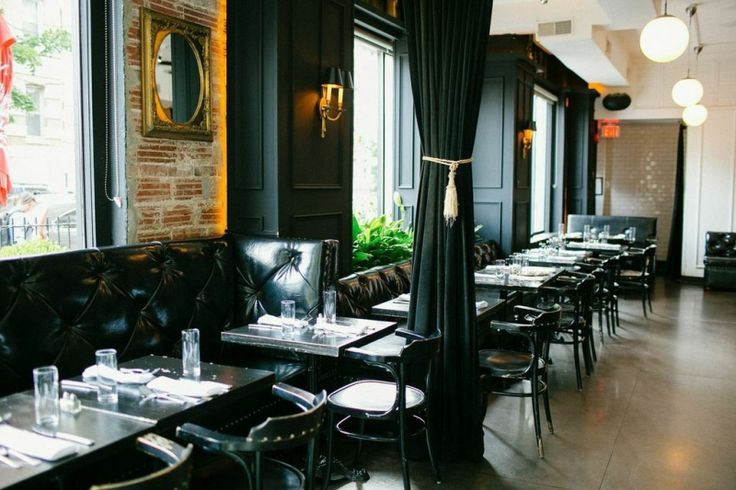 Washington DC: Napoleon Bistro Restaurant #theeverygirl