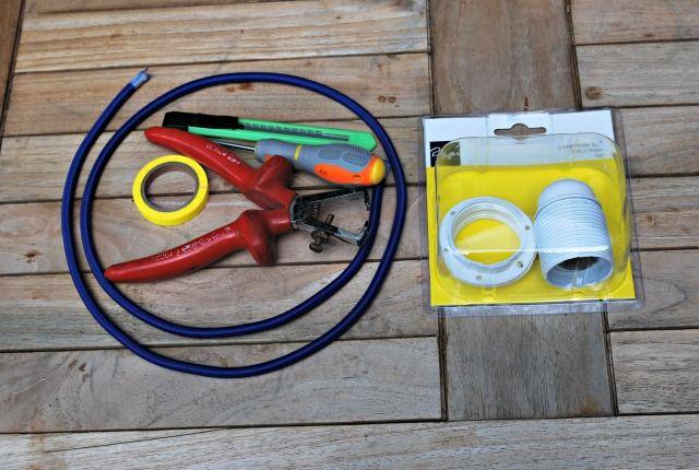 Hanglamp Slaapkamer Vtwonen : DIY-dinsdag: fitting aan ...