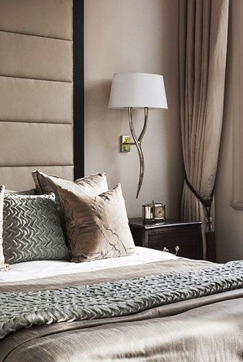 Brilliant designs; How to create a master bedroom
