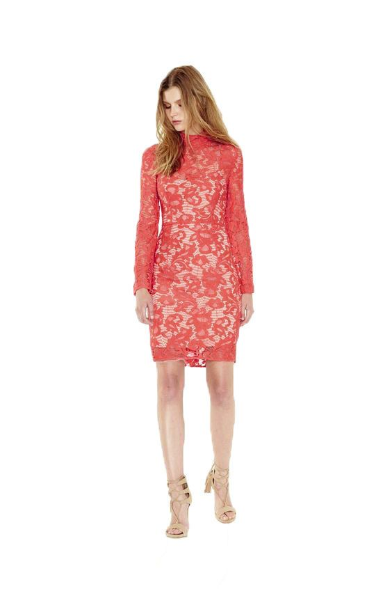 Cooper St Little Moments Bell Sleeve Lace Dress