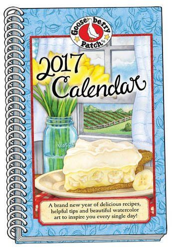 2017 Gooseberry Patch Appointment Calendar