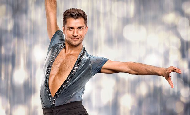 Who is Pasha Kovalev? Strictly Come Dancing 2016 Professional Dancers