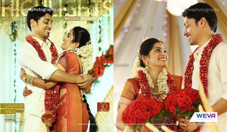 Cochin Hindu Wedding Photography of Gayathri & Anuj ...