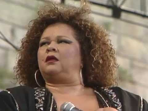 Etta James - I'd Rather Go Blind - 8/17/1991 - Newport Jazz Festival (Of...