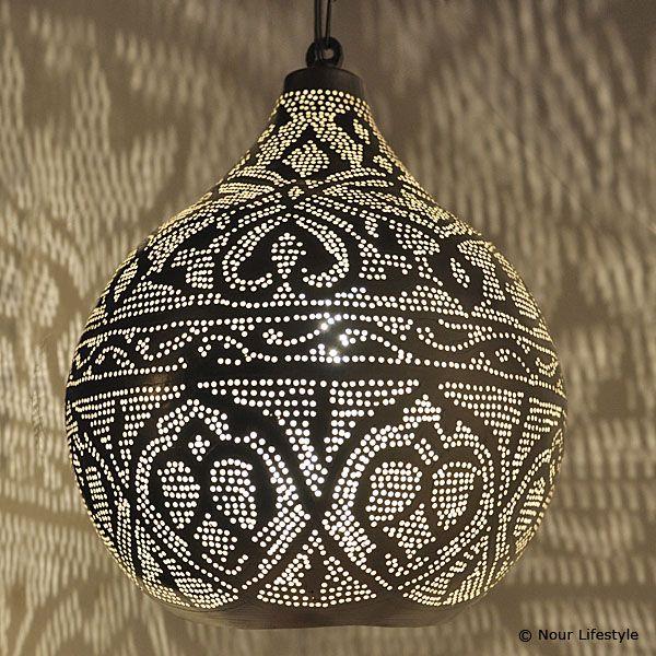 Arabische lamp Haifa van Nour Lifestyle