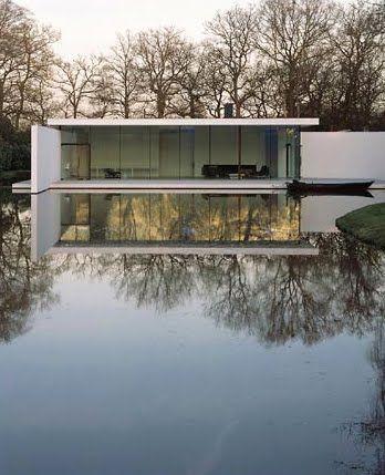 Skywood House 1999, UK - Architect: Graham Phillips