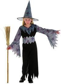 Cadı Kostümü, Gri 7-9 Yaş Süpürge ve Şapka kostüme dahil değildir.  Kostümlü partiler, kıyafet baloları, Halloween Partisi, Cadılar Bayramı ve Karnaval partileri için kostümlerinizi tamamlayan kostüm aksesuarını sitemizin kostüm aksesuarları bölümünden temin edebilirsiniz. Yüz boyama ve makyaj kitleri, cadı burnu, cadı tırnakları, yara izleri, cadı süpürgesi, pelerin gibi aksesuarlarla kostümünüzü ve parti konseptinizi tamamlayabilirsiniz.
