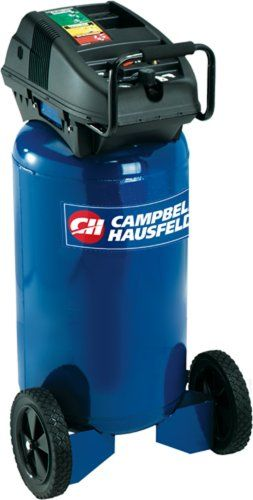 Campbell Hausfeld WL6111 26 Gallon ASME Vertical Air Compressor  http://www.handtoolskit.com/campbell-hausfeld-wl6111-26-gallon-asme-vertical-air-compressor/
