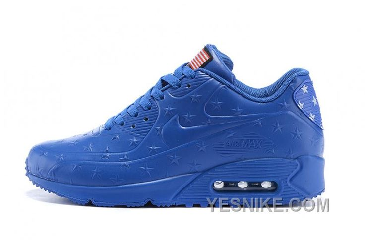 """http://www.yesnike.com/big-discount-66-off-soldes-magasiner-pour-le-homme-nike-air-max-90-independence-day-usa-pack-homme-chaussures-tous-royal-bleu-vente-privee.html BIG DISCOUNT ! 66% OFF! SOLDES MAGASINER POUR LE HOMME NIKE AIR MAX 90 INDEPENDENCE DAY """"USA PACK"""" HOMME CHAUSSURES TOUS ROYAL BLEU VENTE PRIVEE Only $80.00 , Free Shipping!"""