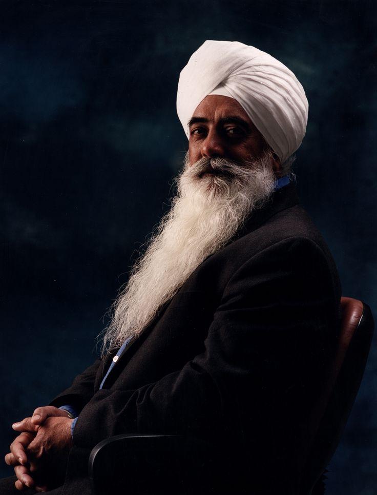 Bhai Sahib Mohinder Singh Ahluwalia is a visionary Sikh faith leader and is the Chairman of the Guru Nanak Nishkam Sewak Jatha in Birmingham, United Kingdom, a religious charitable organisation.