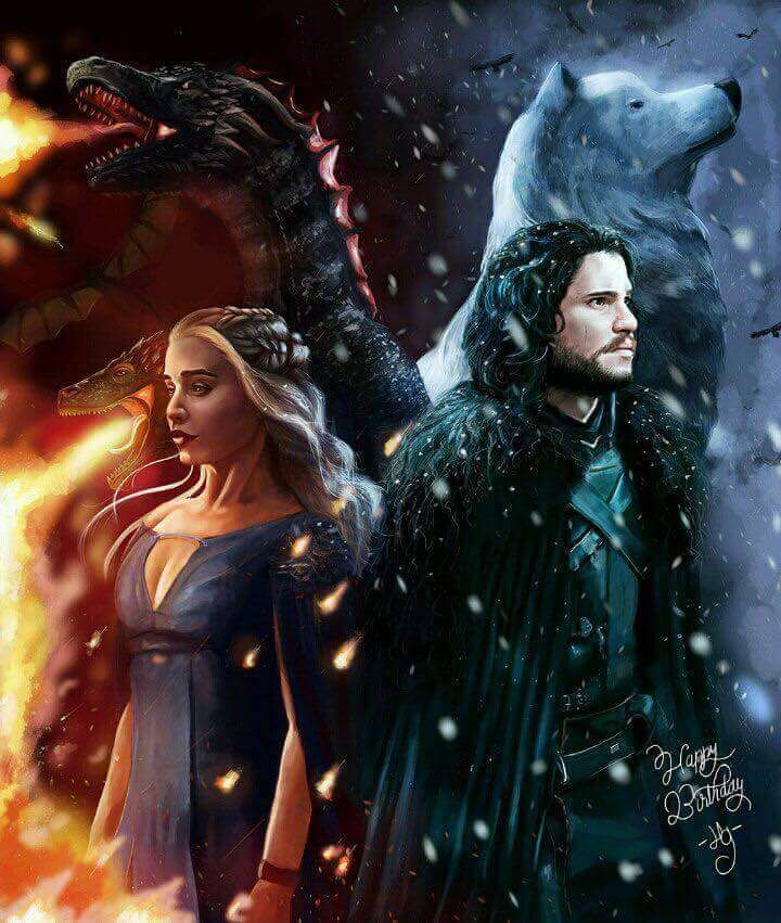 A Song of Ice and Fire by Hadas Gold (Geek Stuff Game Of)