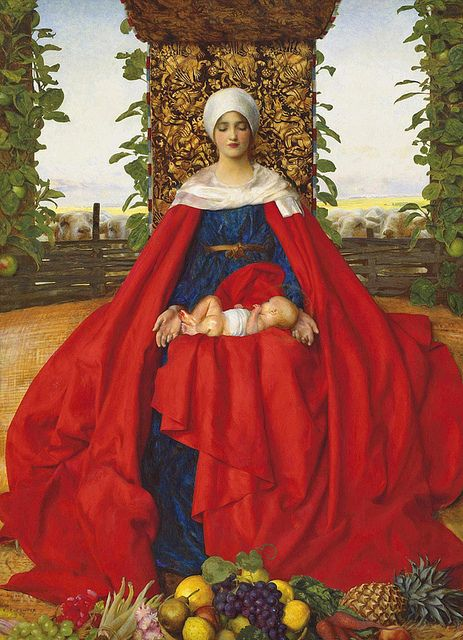 Image result for our lady of the fruits of the earth