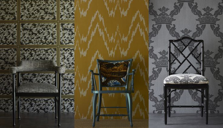 Gast n y daniela papeles pintados pinterest - Gaston y daniela sofas ...
