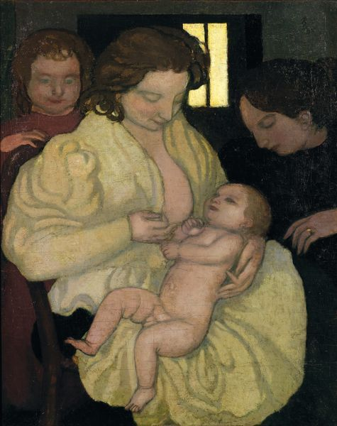 A PROMINENT 20TH CENTURY EUROPEAN COLLECTION December 8-9 Maurice #Denis Bonheur maternel, 1895