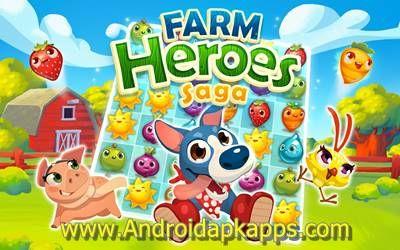 Download Farm Heroes Saga Apk MOD v2.45.12 Full OBB Data