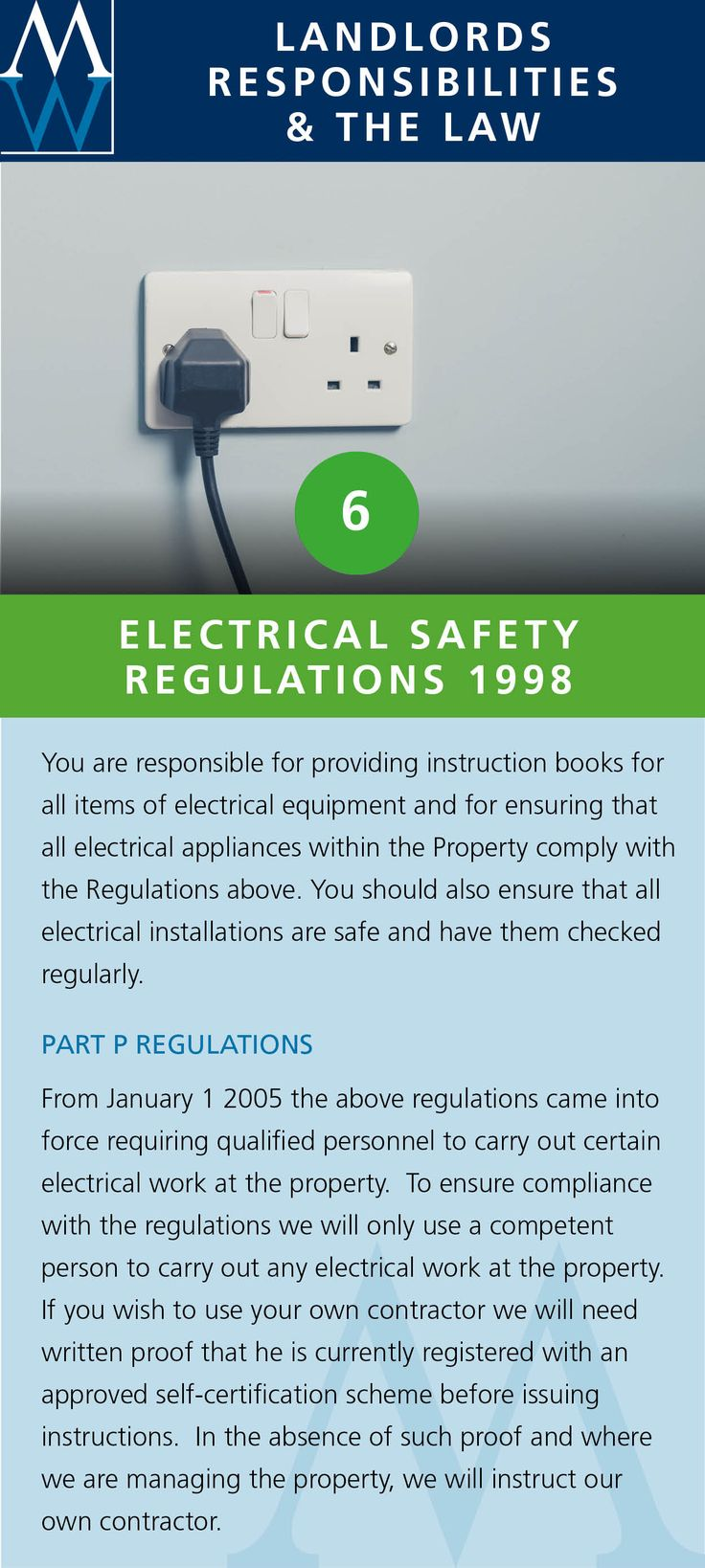 Electrical Safety act 1988