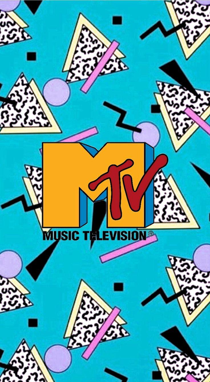 mtvmusic music mtv 80s aesthetic aesthetics tumblr stic ...