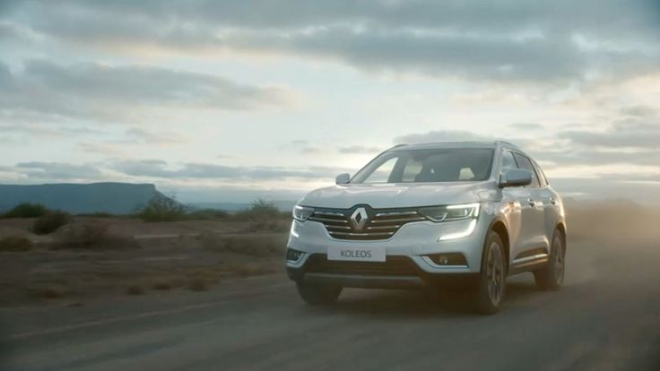 Neuer Renault Koleos - SUV - Renault Österreich