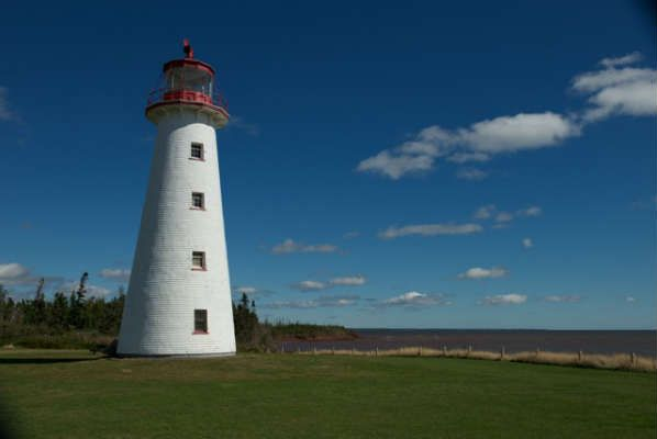<p>Prince Edward Island's oldest lighthouse, built in 1845. Climb 60 ft. above sea level for a magnificent view of Northumberland Strait and Hillsborough Bay from this unique, round, brick structure which is classified as a National Heritage Site.Historicdisplays, gift shop,guided tours and picnic area available as well as a virtual tour viewed from the first floor.</p>  <p></p>
