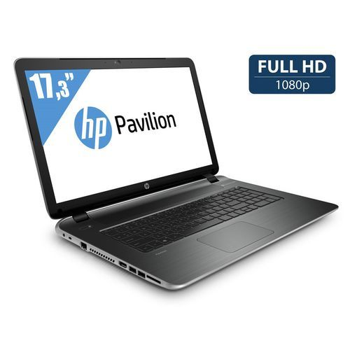 Hp Pavilion 17-F084NF prix promo Ordinateur Portable pas cher Rue du Commerce à partir 554.87 € TTC au lieu de 699.00 €