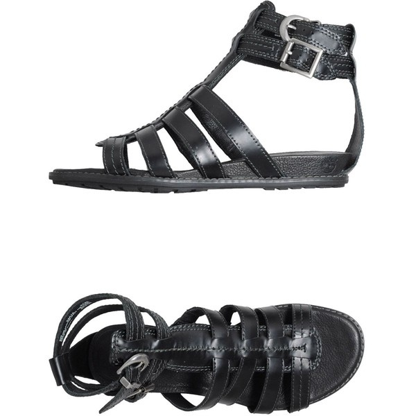 EARTHKEEPERS by TIMBERLAND Sandals (110 CAD) found on Polyvore