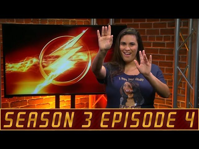 The Flash Season 3 Episode 4 'The New Rogues' Killer Frost Analysis - Video --> http://www.comics2film.com/the-flash-season-3-episode-4-the-new-rogues-killer-frost-analysis/  #TheFlash
