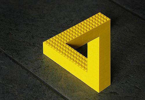 M.C. Escher  LEGO : How does he do it?!