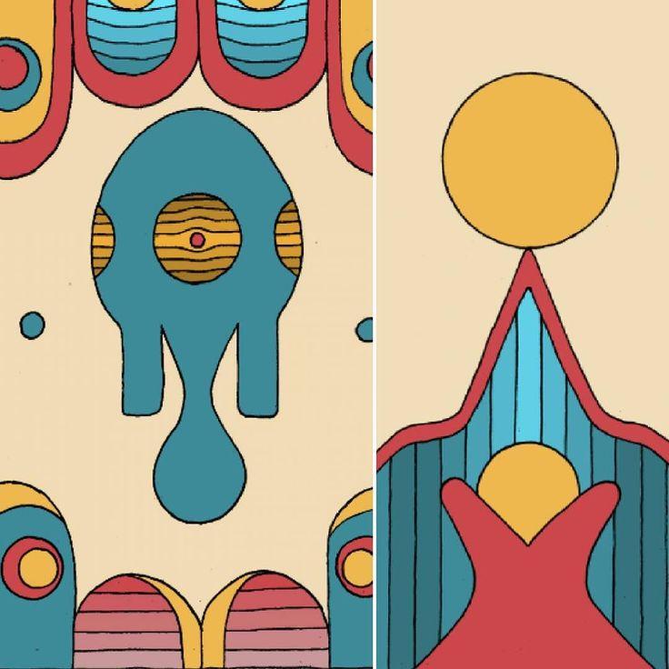 Back from holiday back to the grind!  Super Secret Public Art Sketch . . . #colorgasm #fineart #art #eatenkate #studiolife #contemporarycraft #sweden #konsthantverk #sketch #studio #skiss #kunst #konst #taide #schets #artist #kunstenaar #sverige #svenskkonst #dutchartist #contemporaryart #publicart #drawing #primarycolors #progress #process