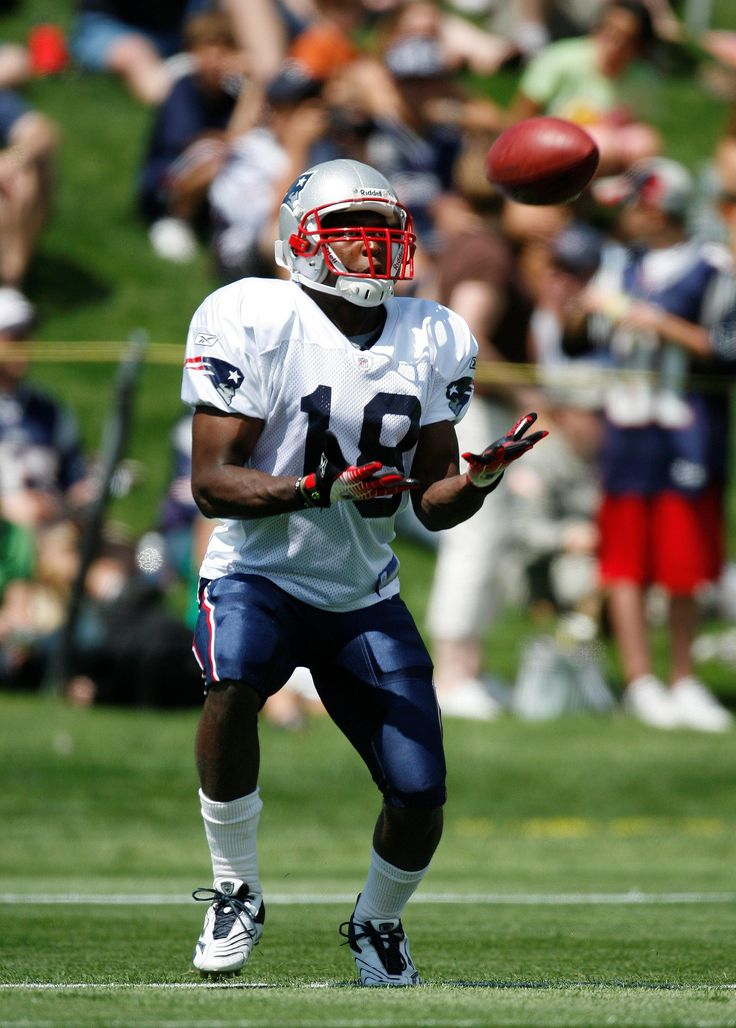 Matthew Slater (2008) Throwback: Patriots players at their first Training Camp | New England Patriots
