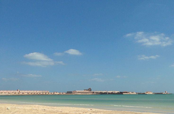 Seafront ~ Qatar