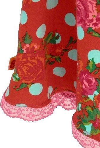 Happiness! Grote Maten jurk! Maat 44 t/m 56 van Elizz op DaWanda.com