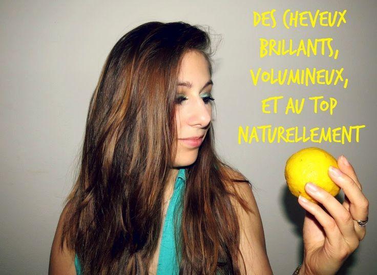 Laureabeauty de Strasbourg - Blog Beauté : Des cheveux brillants, volumineux, et au top natur...
