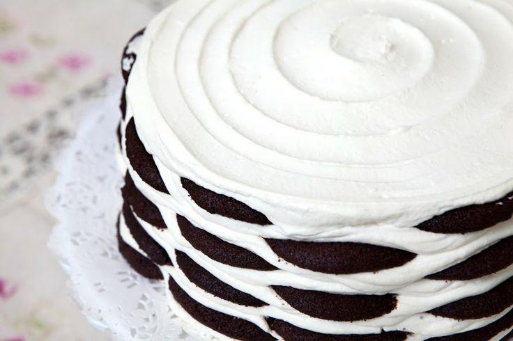 Classic Ice Box Cake | food