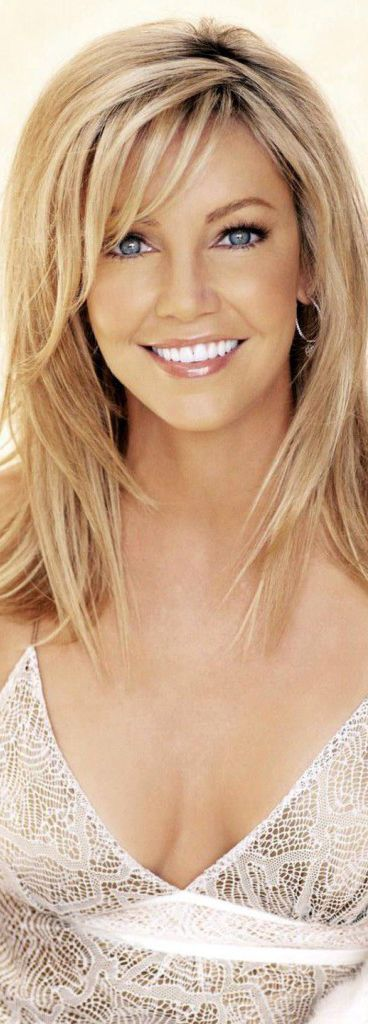 Heather Locklear she's absolutely stunning