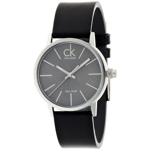 http://herrenuhren-xxl.de/shop/calvin-klein-herren-armbanduhr-postminimal-mit-lederarmband/ Die CK Herren-Armbanduhr Post Minimal mit stylischem und schmalem Gehäuserand