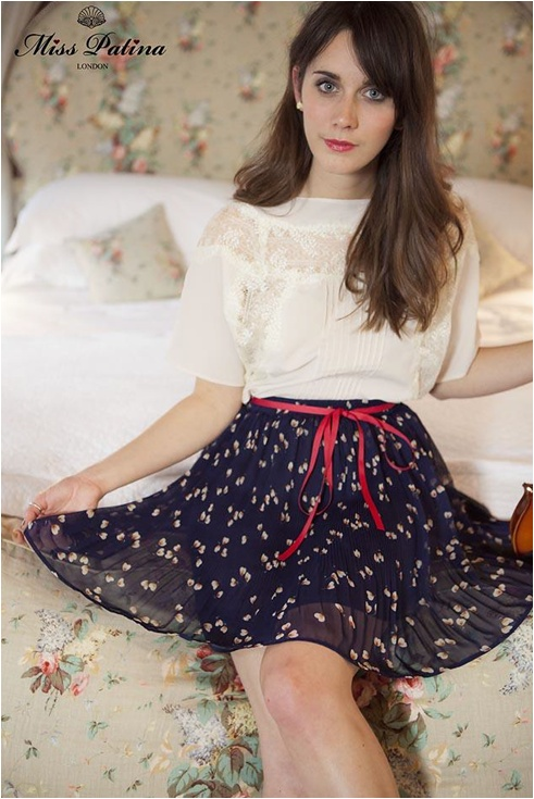 Fine and Mellow Skirt