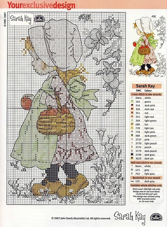 Gallery.ru / Фото #54 - cross stitch graphics - pontodecruz15