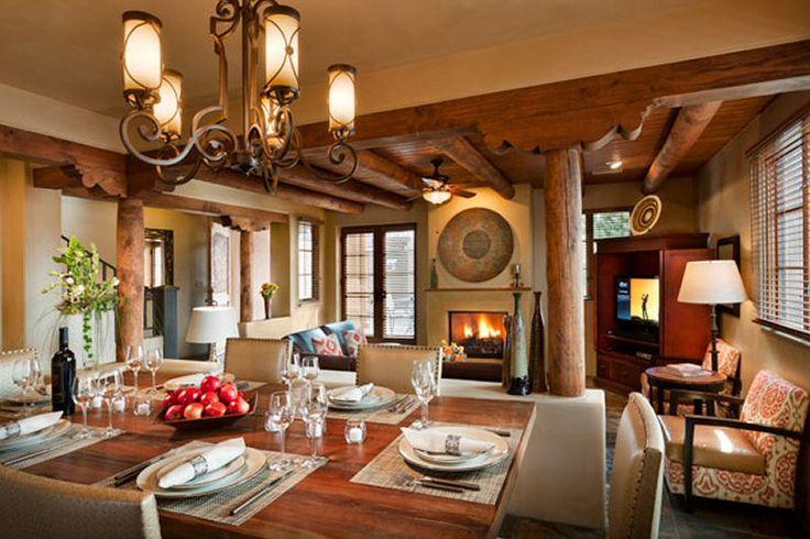 Santa Fe New Mexico Interiors Interior Designs Art Furniture