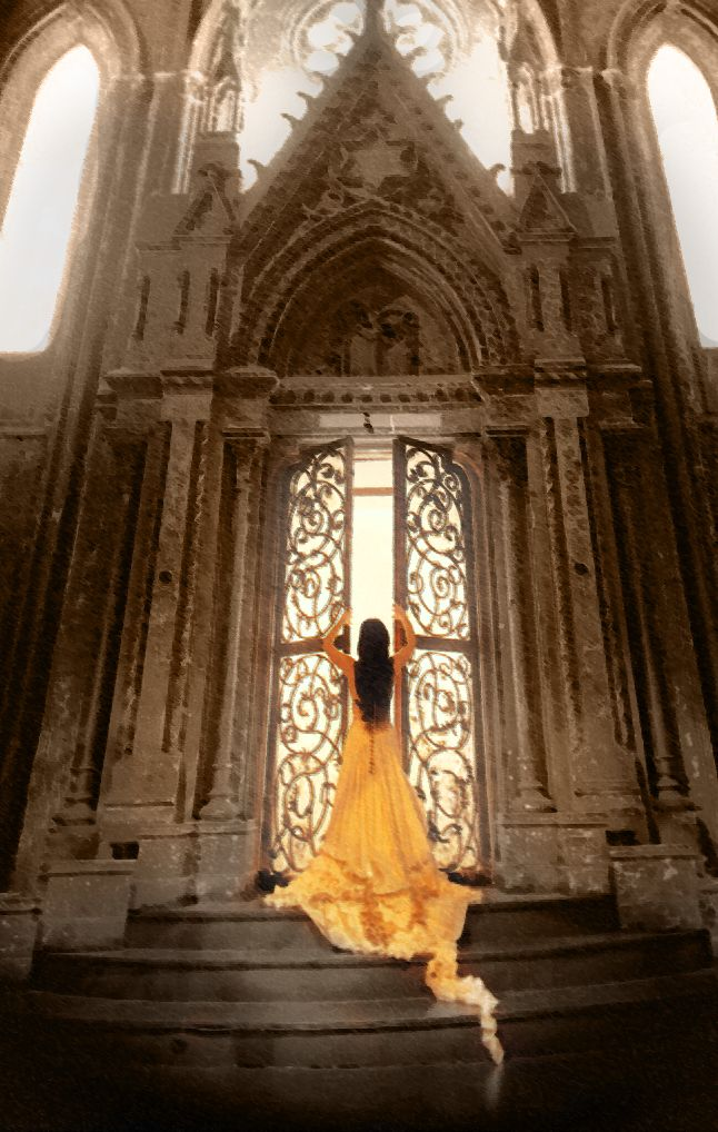 The Open Door Is Before You It S Your Choice Whether You