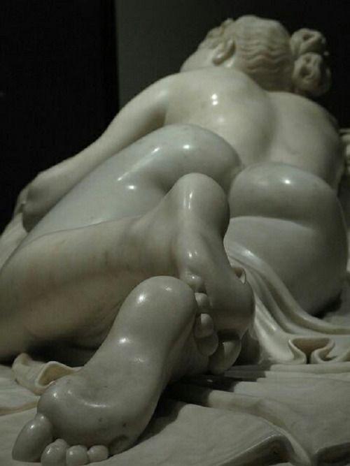 Sleeping Nymph', Antonio Canova (1757-1822), 1820