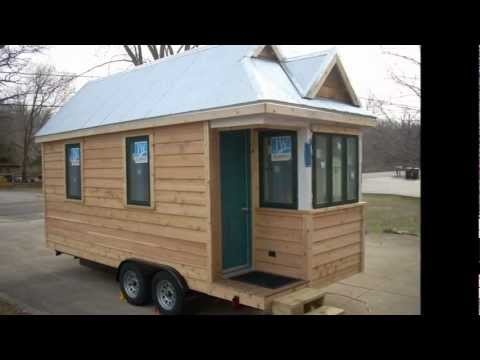 A Video Showing The Exact Construction On This Small Mobile House.