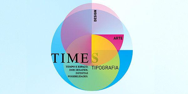 """Tipografia, arte e design integram a exposição """"Time(s)"""""""