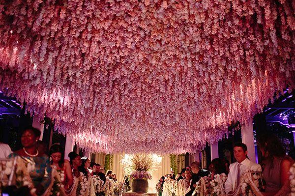 DNA Royal Wedding in Puerto Rico by Preston Bailey Designs – Amber Ridinger + Duane McLaughlin