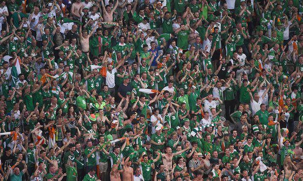 Roy Keane kêu gọ Ireland để gây áp lực cho Pháp