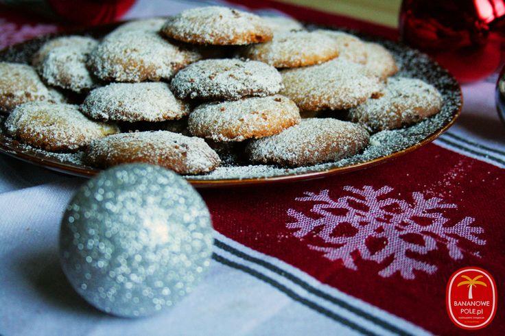 Ciasteczka migdałowe idealne na święta