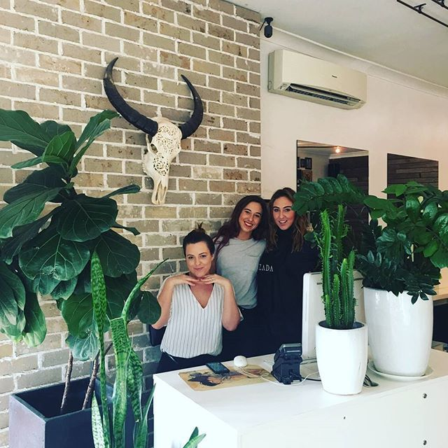 THE ZADA TEAM || HOLLY, COCO & LILY!    Call & Book in with these lovely ladies !    #northernbeacheshairstylist #northernbeachessalon #zadahair