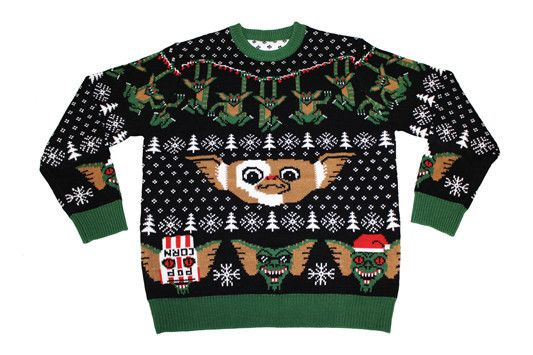 Mondo x Middle of Beyond Gremlins Sweater Front
