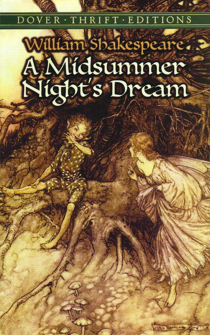 a midsummer night's dream: a unit plan - Arapahoe High School