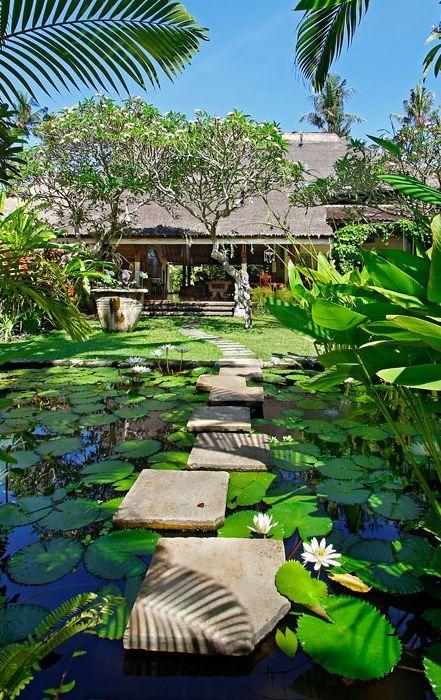 Villa Hibiscus, Bali, Indonesia. www.beyondvillas.com